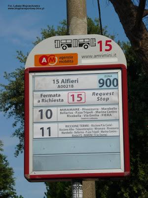 Przystanek, Start Romagna