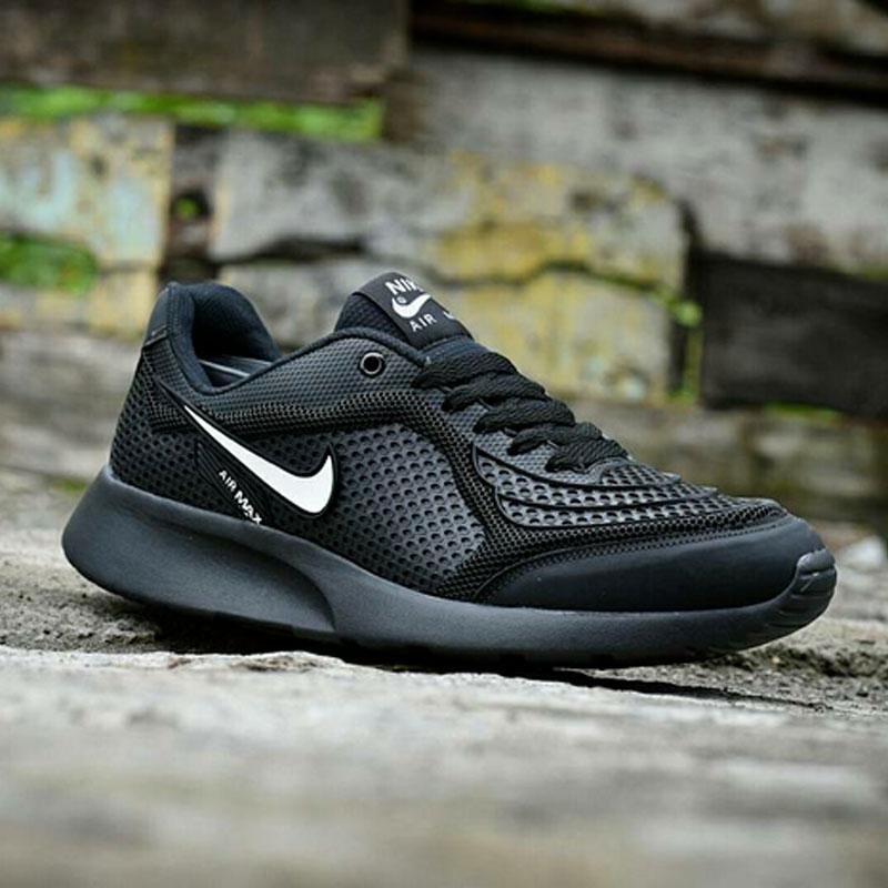 Sepatu Nike Airmax Warna Hitam  SNA-007   4926d72f5a