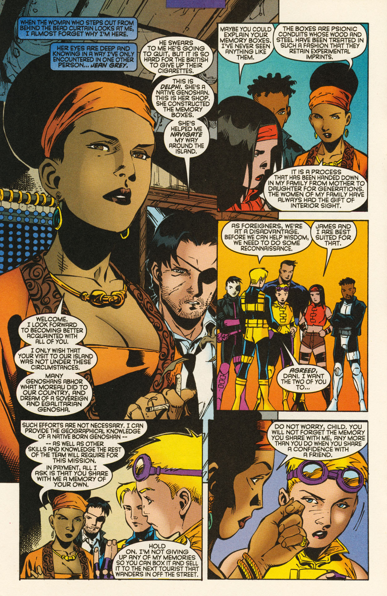 Read online X-Force (1991) comic -  Issue #94 - 16