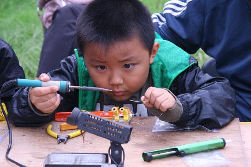 Um Olhar Sobre a Comunicação Científica na China