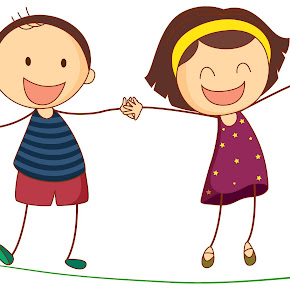 Mirzan Blog S 20 Ide Gambar Kartun Anak Perempuan Dan Laki Laki