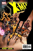 Uncanny X-Men #450 4th appearance X-23 cover pic