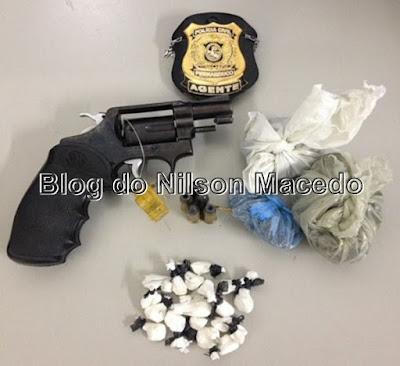 Homem é preso por tráfico de drogas e posse ilegal de arma em Petrolina – PE