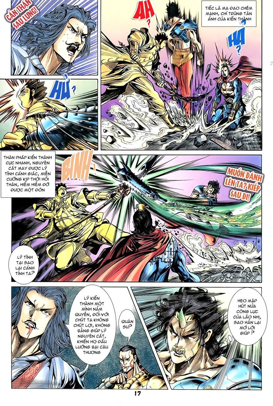 Đại Đường Uy Long chapter 79 trang 24