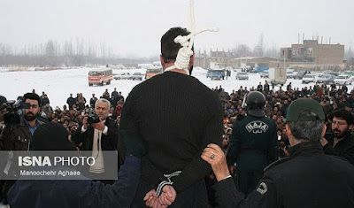 Iran: Barbaric and medieval punishments