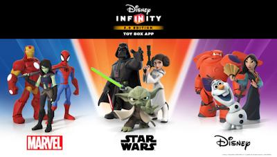 Download Gratis Disney Infinity: Toy box 3.0 apk + obb