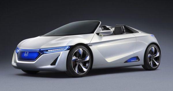 Honda EV-STER _CAR