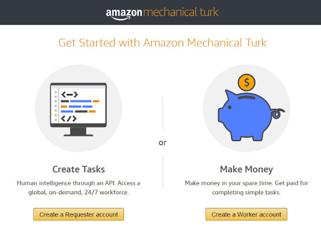 How to Become an Amazon Mechanical Turk: eAskme