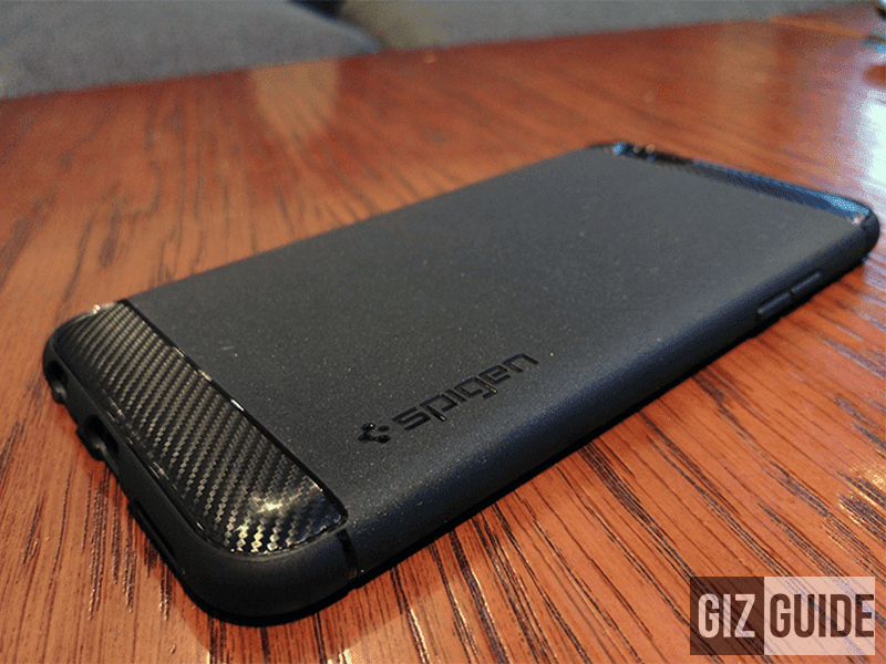 Spigen Rugged Case for OPPO F3