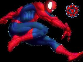 Render Spiderman