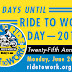 25th Ride to Work Day
