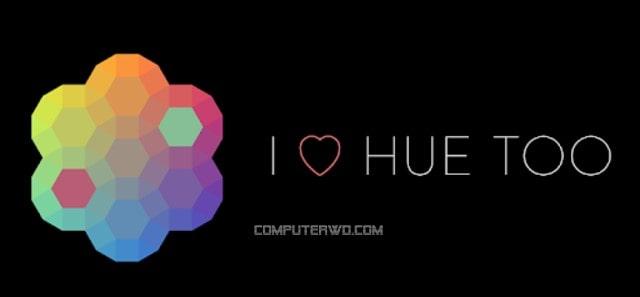 لعبة I Love Hue و I Love Hue Too