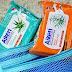 Tisu Lembab Anti Bakteria Aiken untuk rasa bersih dan segar