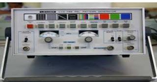جهاز فحص التلفزيون الملون
