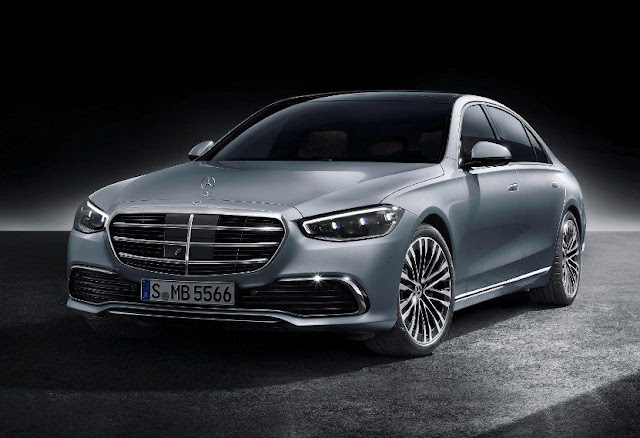 mercedes-s-class-2021-headlights-grill-front-wheels-windshield-and-hood