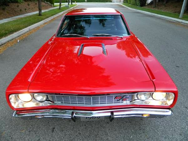 1969 Dodge Coronet R T Auto Restorationice