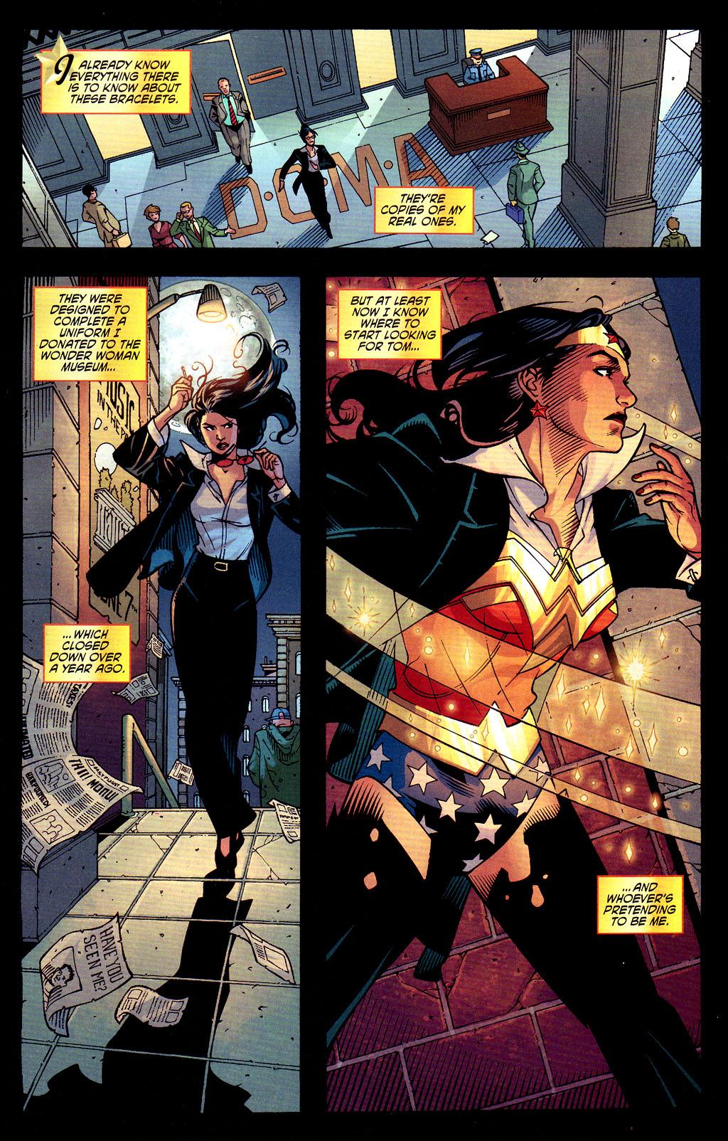 Read online Wonder Woman (2006) comic -  Issue #6 - 21