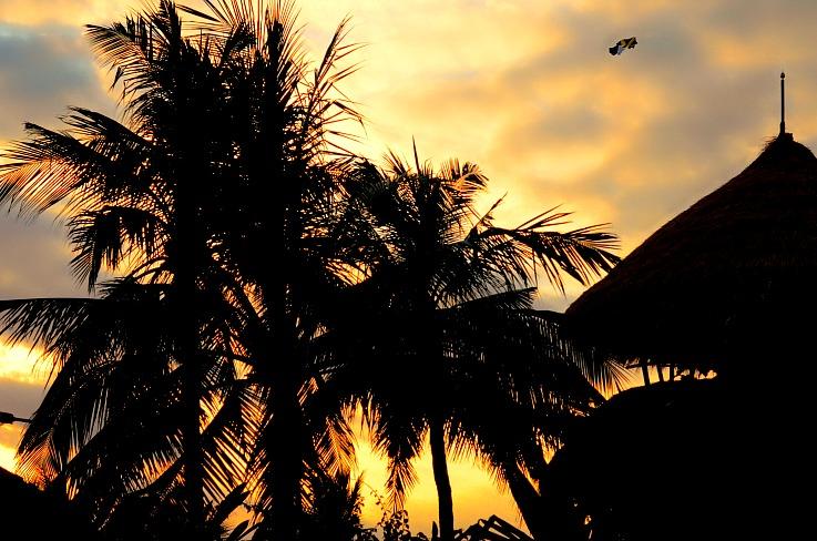 Legian beach hotel bali, Indonesia