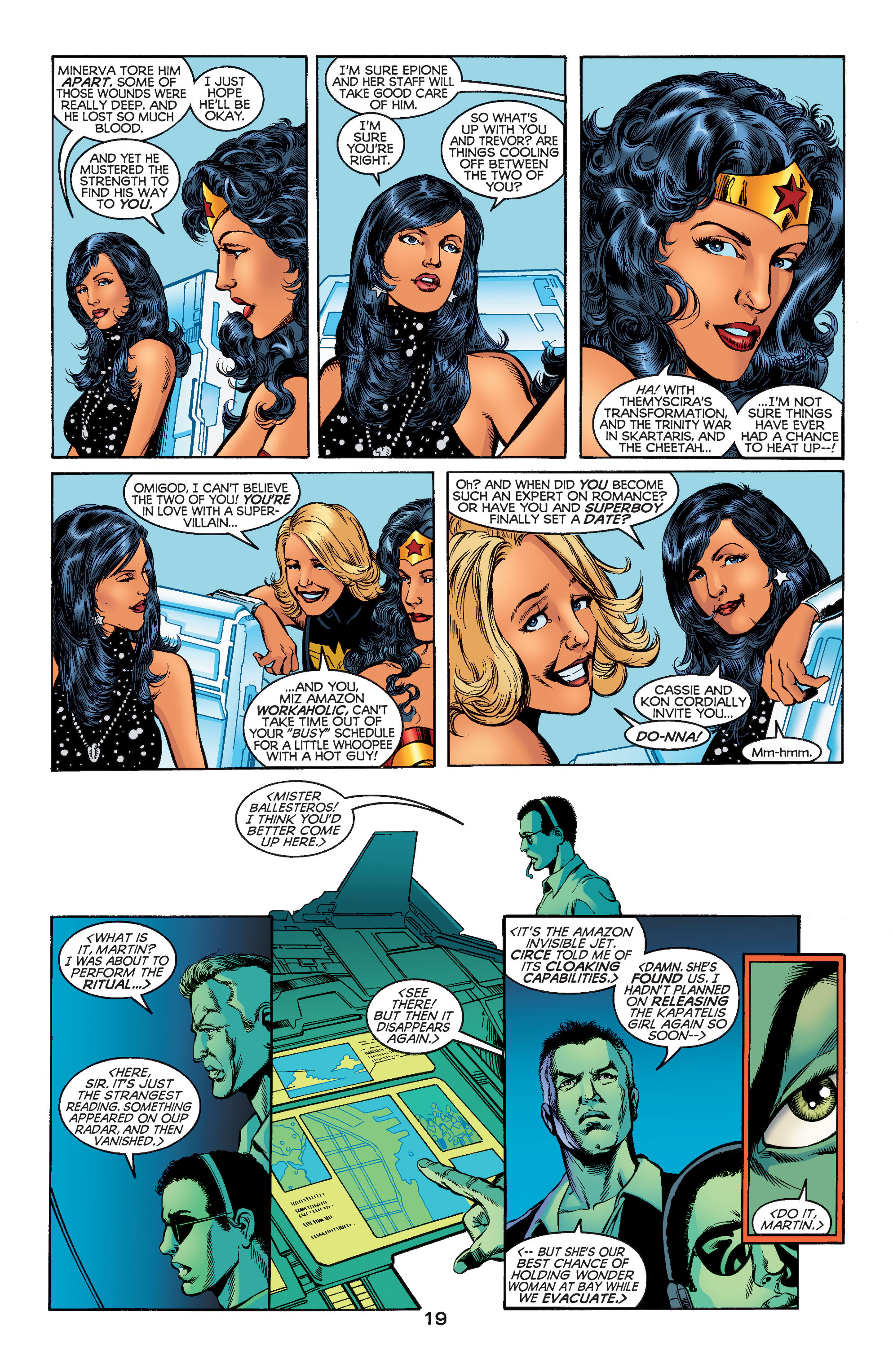 Read online Wonder Woman (1987) comic -  Issue #186 - 20