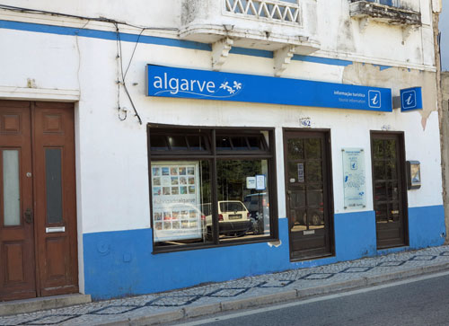 Aljezur Tourist Information Office.