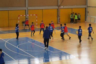 Συνεχίζονται οι αγώνες Handball του Αναπτυξιακού πρωταθλήματος Πελοποννήσου