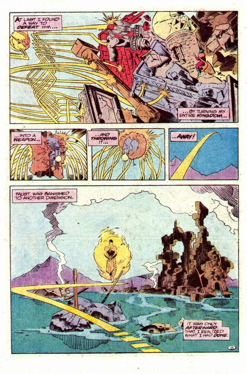 Read online Secret Origins (1986) comic -  Issue #27 - 9