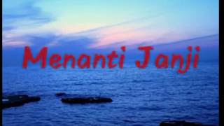 Lagu Menanti Janji Ronnie Hussein OST Biar Aku Jadi Penunggu