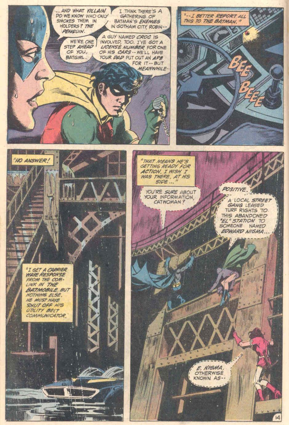 Detective Comics (1937) 526 Page 14