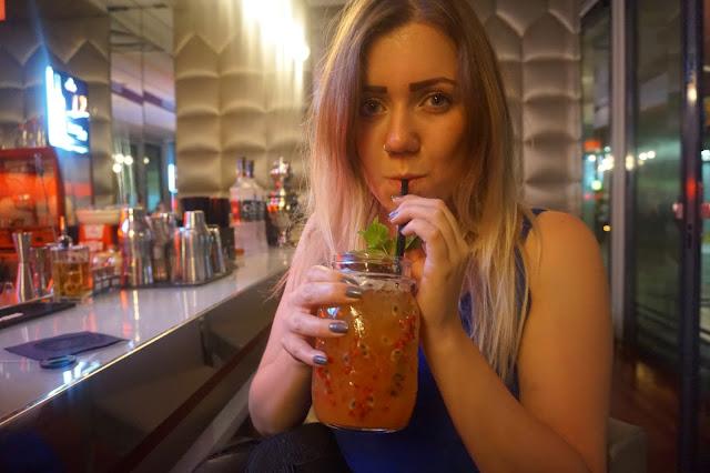 Cocktails in Milan