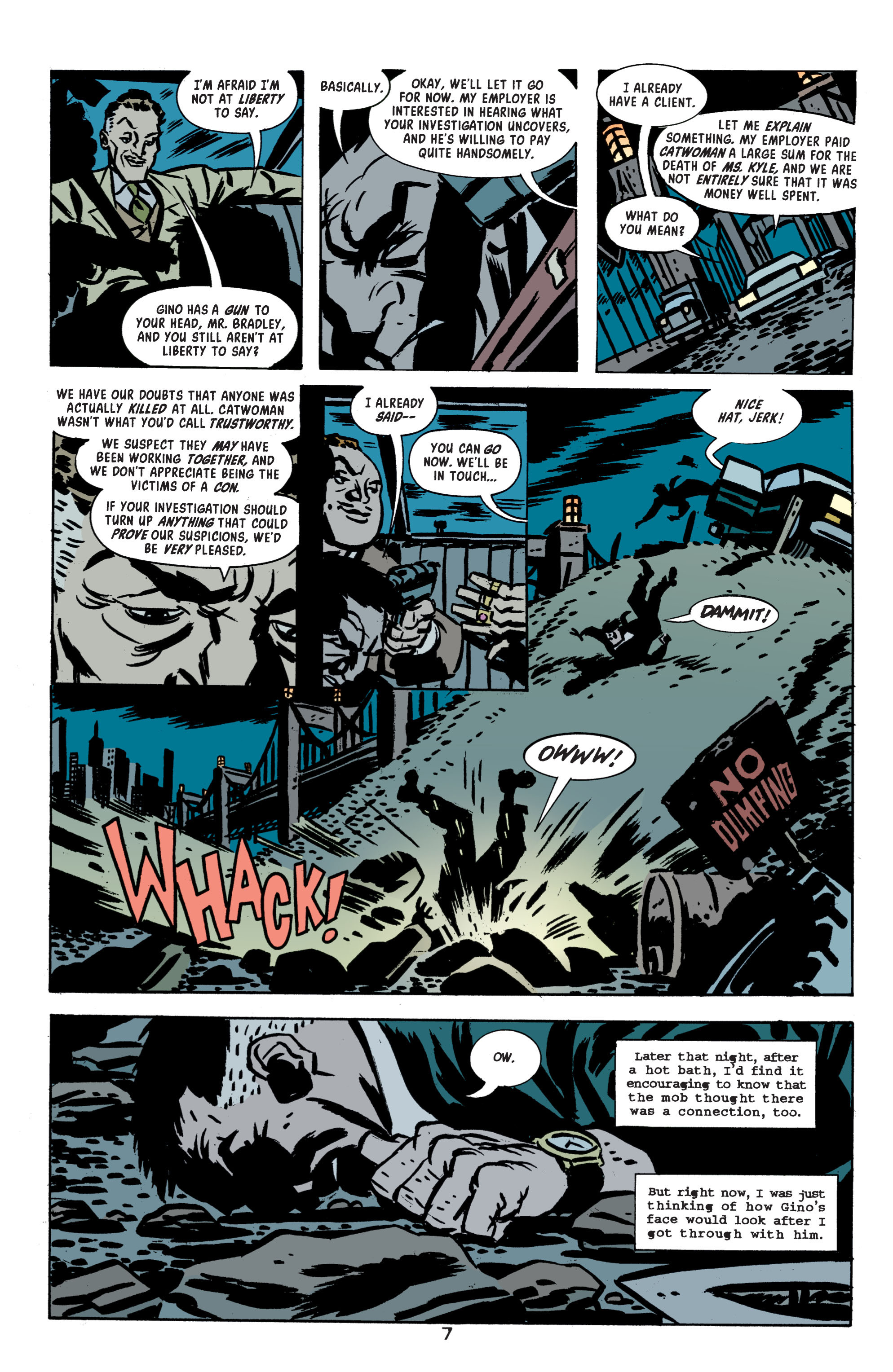 Detective Comics (1937) 760 Page 29