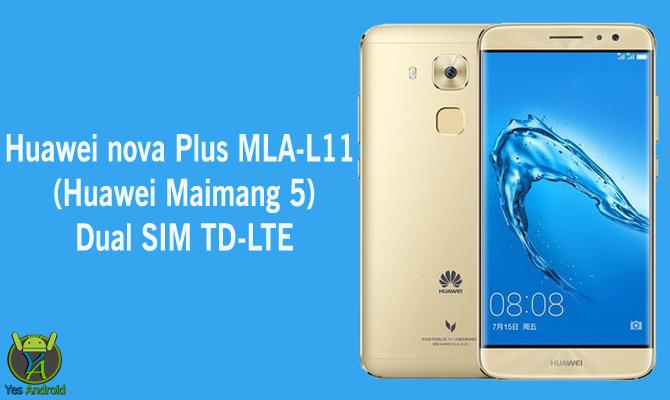 Huawei nova Plus Dual SIM TD-LTE MLA-L11 Full Specs Datasheet