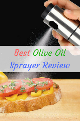 best olive oil sprayer review