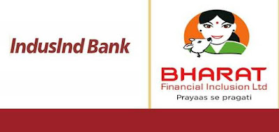 Merger of Indusind Bank With Bharat Financial Inclusion
