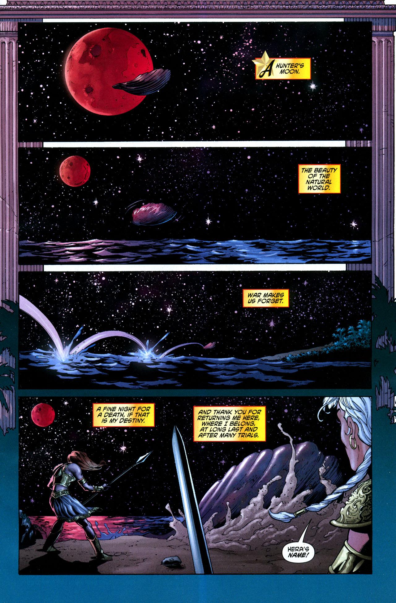 Read online Wonder Woman (2006) comic -  Issue #33 - 2
