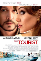 The Tourist 2010 Hindi 720p BRRip Dual Audio Full Movie Download