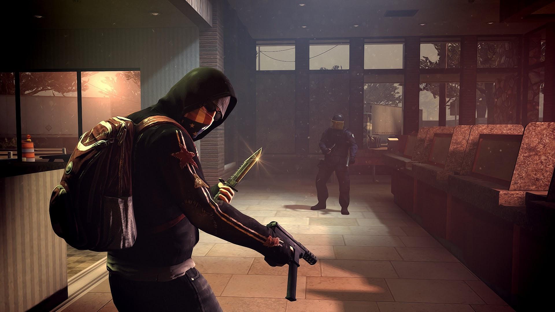 CS:GO Terrorist 4K 3840x2160 Wallpaper #42