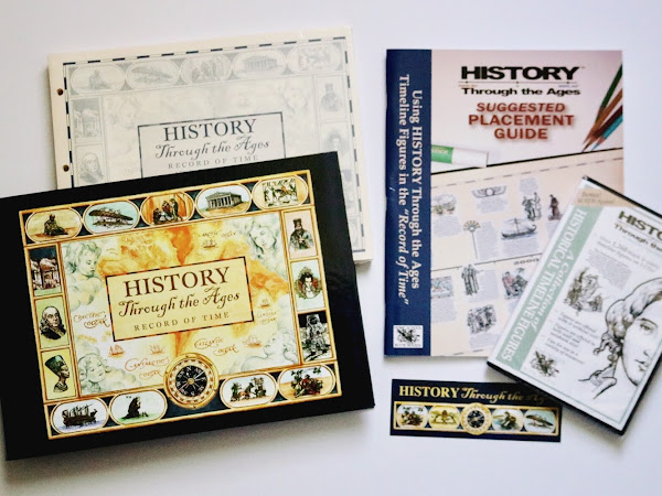 An Overview of History with the Timeline Trio | Review