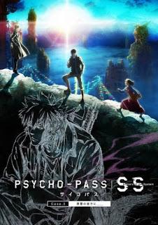تقرير فيلم التمرير النفسي: مخترق النظام - لأهل المستشفى Psycho-Pass SS Case 3: Onshuu no Kanata ni
