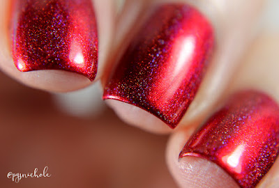 Vapid Lacquer Reindeer Games