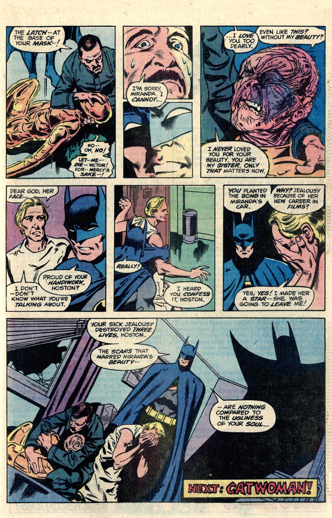 Detective Comics (1937) 507 Page 20