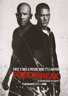 Prison Break - Sequel - Legendado Séries Torrent Download capa