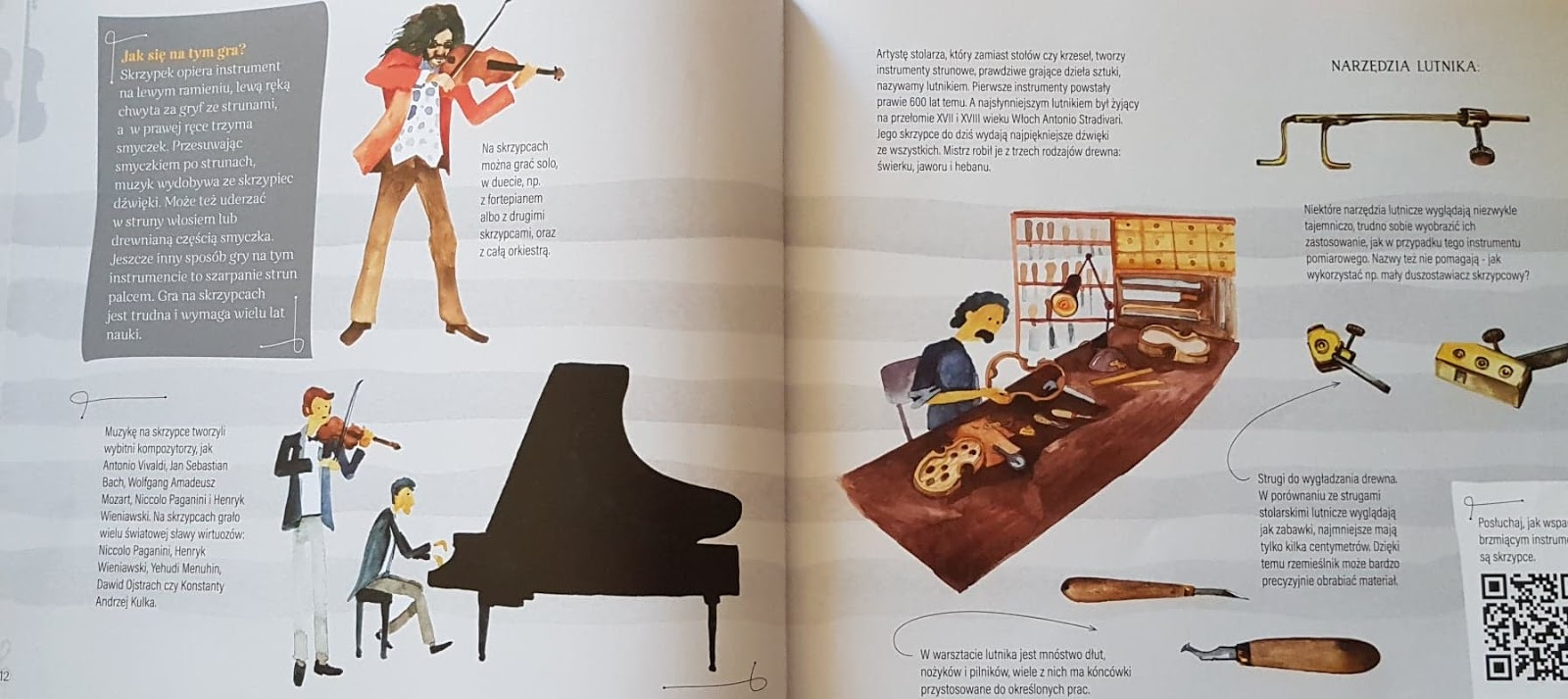 Góra Z biblioteki Kornelka - książki o muzyce i instrumentach. RA32