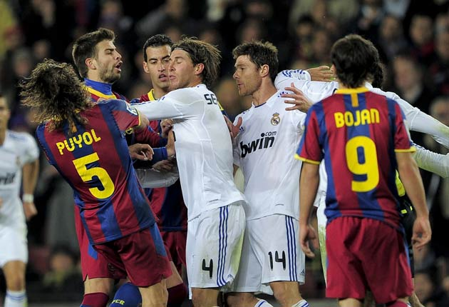 El Clasico Fights Video