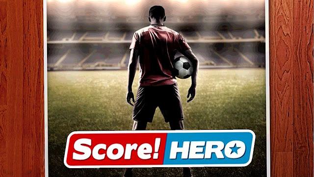 تحميل لعبة Score Hero v1.27 مهكرة للاندرويد