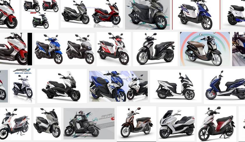 Daftar Harga Motor Matic Yamaha Terbaru Rumah Harga