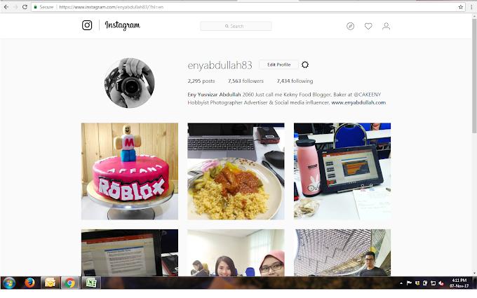 Cara Upload Gambar Instagram Di Dekstop