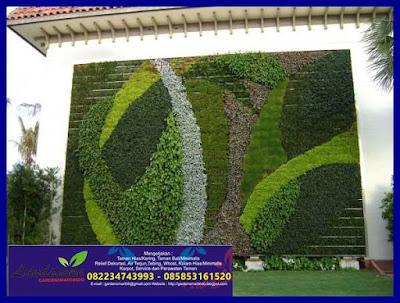 konsep taman vertikal (gardensmartindo)