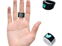 Mota Smart Ring, Cincin Pintar Yang Bisa Tampilkan Notifikasi Smartphone