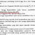 INILAH SYARAT PENERBITAN NUPTK BAGI GURU GTT/PTT DAN GURU PNS