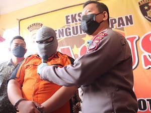 Sudah 12 Kali Beraksi, Pelaku Curas Minimarket di Kota Serang akhirnya Tertangkap
